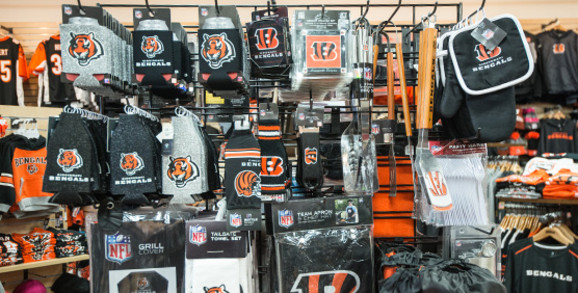 Cincinnati Bengals Gear and Accessories