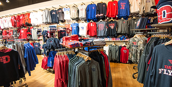 Dayton Flyers Apparel and Gear