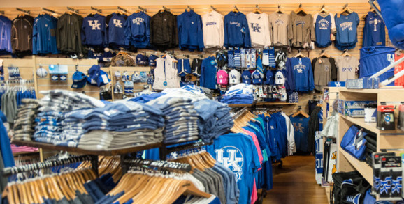 Kentucky Wildcats Apparel and Gear