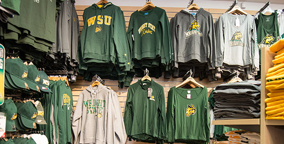 Wright State Apparel and Gear
