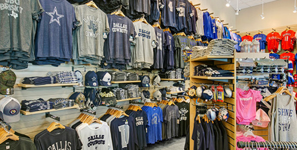 Dallas Cowboys Apparel and Gear