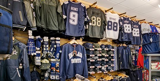 Top Rally House Old Town   Dallas Souvenirs, Apparel & Texas Team  for sale