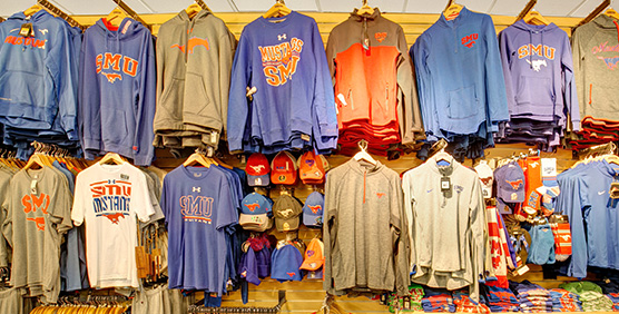 SMU and Apparel and Gear