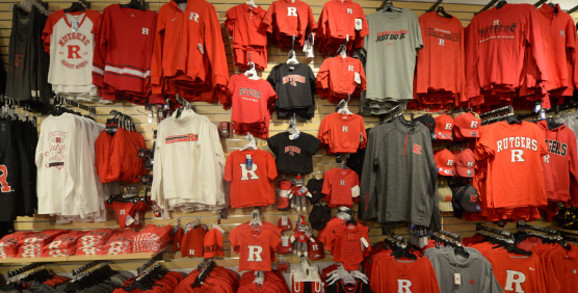 Rutgers Apparel and Gear