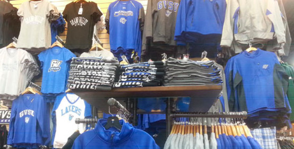 GVSU Apparel and Gear