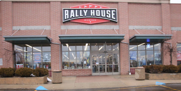 Rally House Shelby