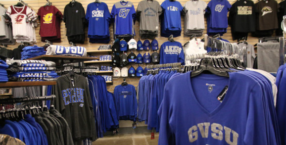Grand Valley State Apparel and Gear