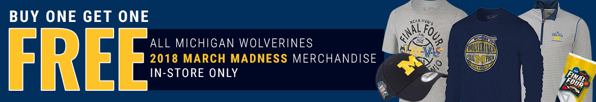 Michigan Final 4 BOGO - In Store Only