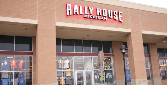 Rally House Chesterfield Township