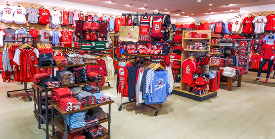 St Louis Cardinals Apparel and Gear