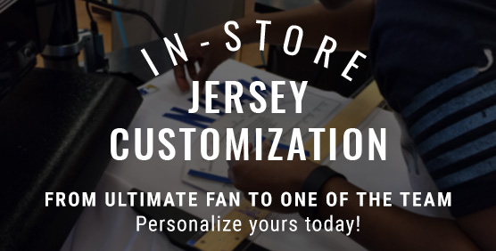 Jersey Customization