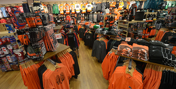 Philadelphia Flyers Apparel and Gear