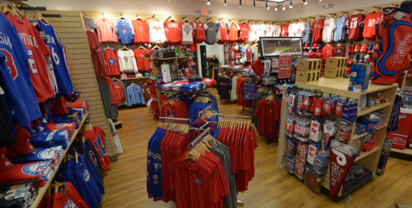 Philadelphia Phillies Apparel and Gear