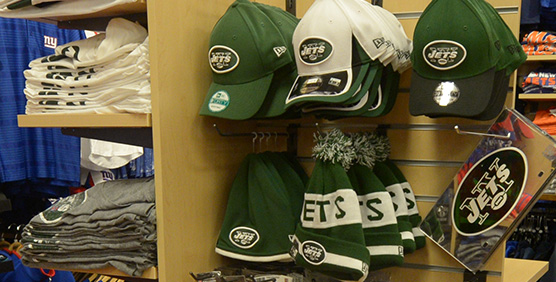 New York Jets Apparel and Gear