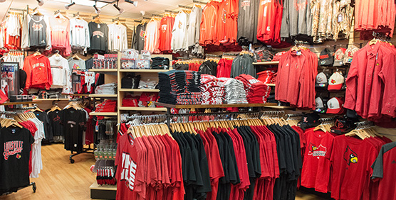 Louisville Cardinals Apparel and Gear