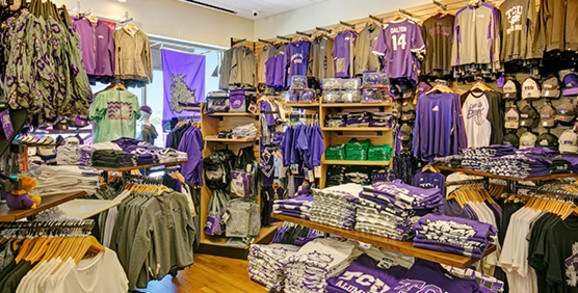 TCU Horned Frogs Apparel and Gear