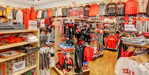 Texas Tech Red Raiders Apparel and Gear