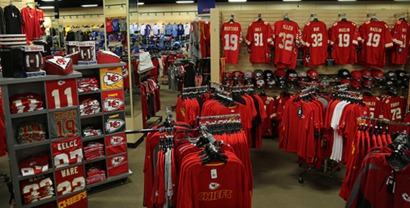 best loved 4d433 a89fc Rally House Independence MO | KC Chiefs Royals Jayhawks ...