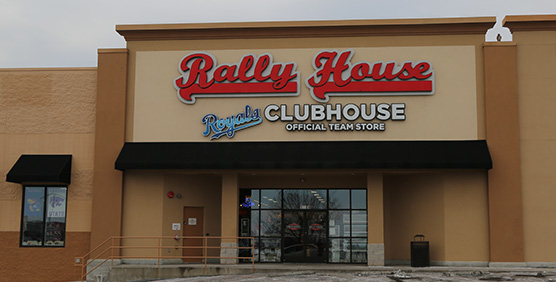 Rally House Independence Mo Kc Chiefs Royals Jayhawks Tigers