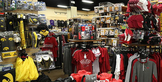 Iowa Hawkeyes Arkansas Razorbacks Apparel and Gear