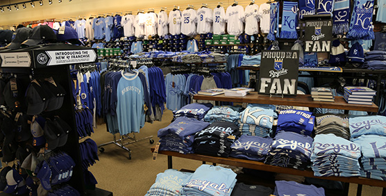 Kansas City Royals Mens Apparel and Gear