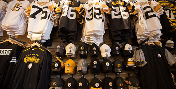 Pittsburgh Steelers Jerseys and Hats