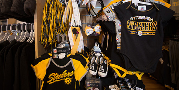 Pittsburgh Steelers Apparel and Gear