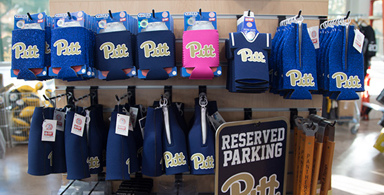 PItt Panthers Koozies
