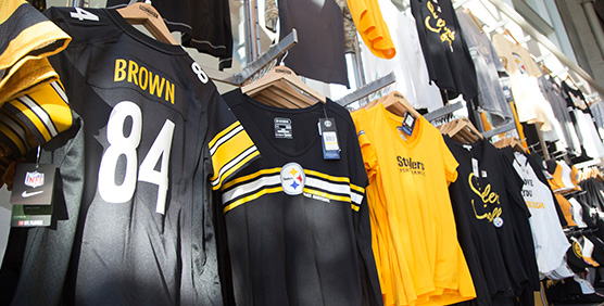 Pittsburgh Steelers Shirts and Jerseys