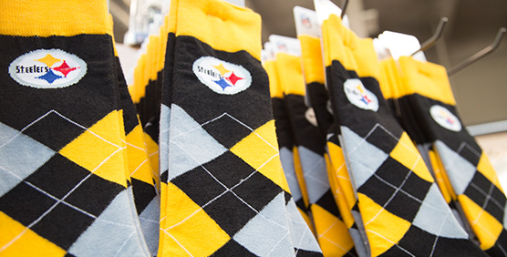 Pittsburgh Steelers Scarves