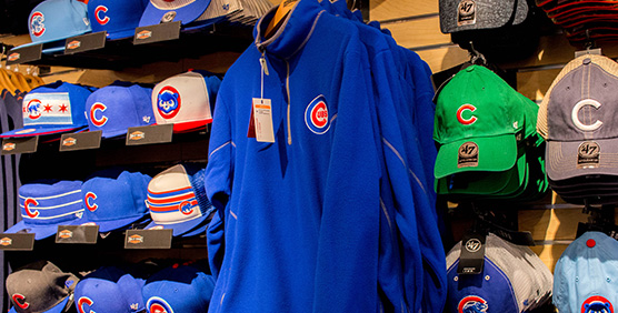 Chicago Cubs Shirts and Hats