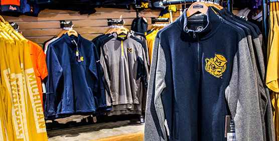 Michigan Wolverines Apparel and Gear