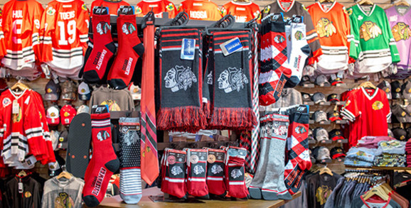 Chicago Blackhawks Apparel and Gear