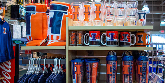 Fighting Illini Apparel and Gear
