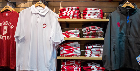 Indiana Hoosiers Apparel and Gear