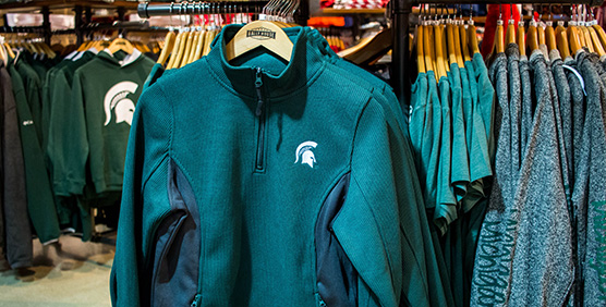 Michigan State Spartans Apparel and Gear