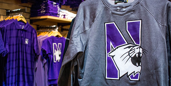 Northwestern Wildcats Apparel and Gear