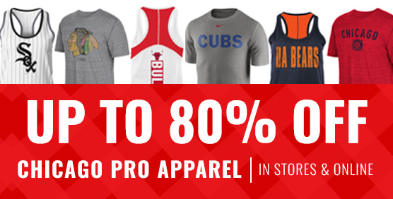 Chicago Pro Apparel Clearance
