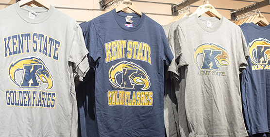 Kent State Apparel and Gear