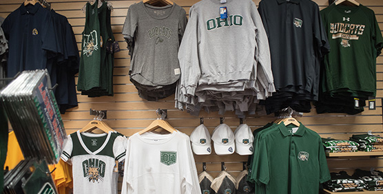 Ohio Bobcats Apparel and Gear