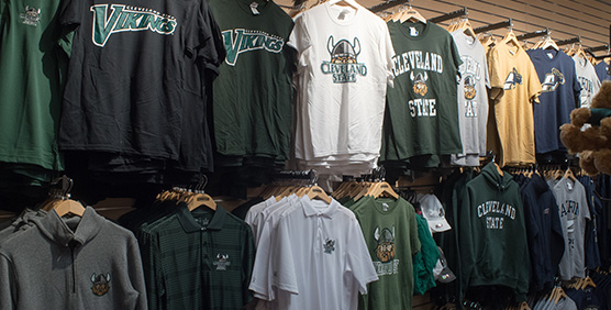 Cleveland State Apparel and Gear