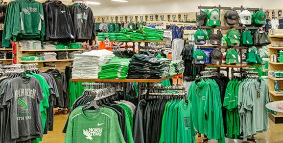 North Texas Mean Green Apparel And Gear