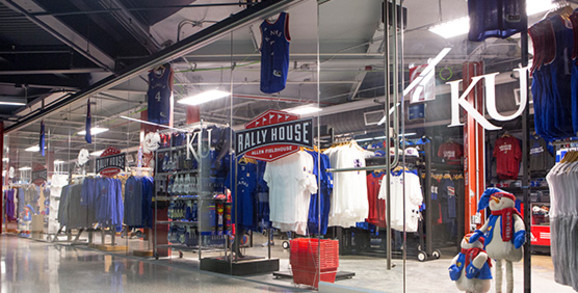 Rally House Allen Fieldhouse | Kansas Jayhawks Gift and