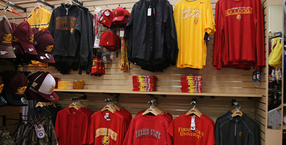 Ferris State Apparel and Gear