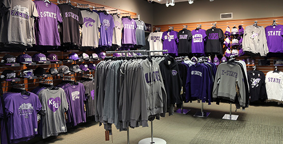 K-State Mens Apparel and Gear