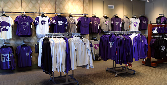 K-State Womens Apparel and Gear
