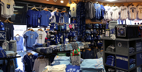 Kansas City Royals Apparel and Gear
