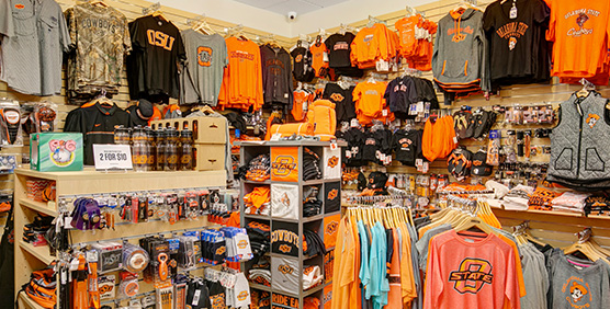Oklahoma State Cowboys Apparel and Gear