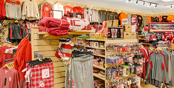 Oklahoma Sooners Apparel and Gear