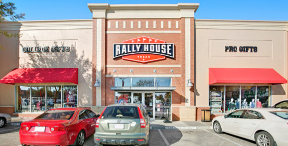 Rally House Arlington | Texas Gifts, Apparel and Team Store | 76018